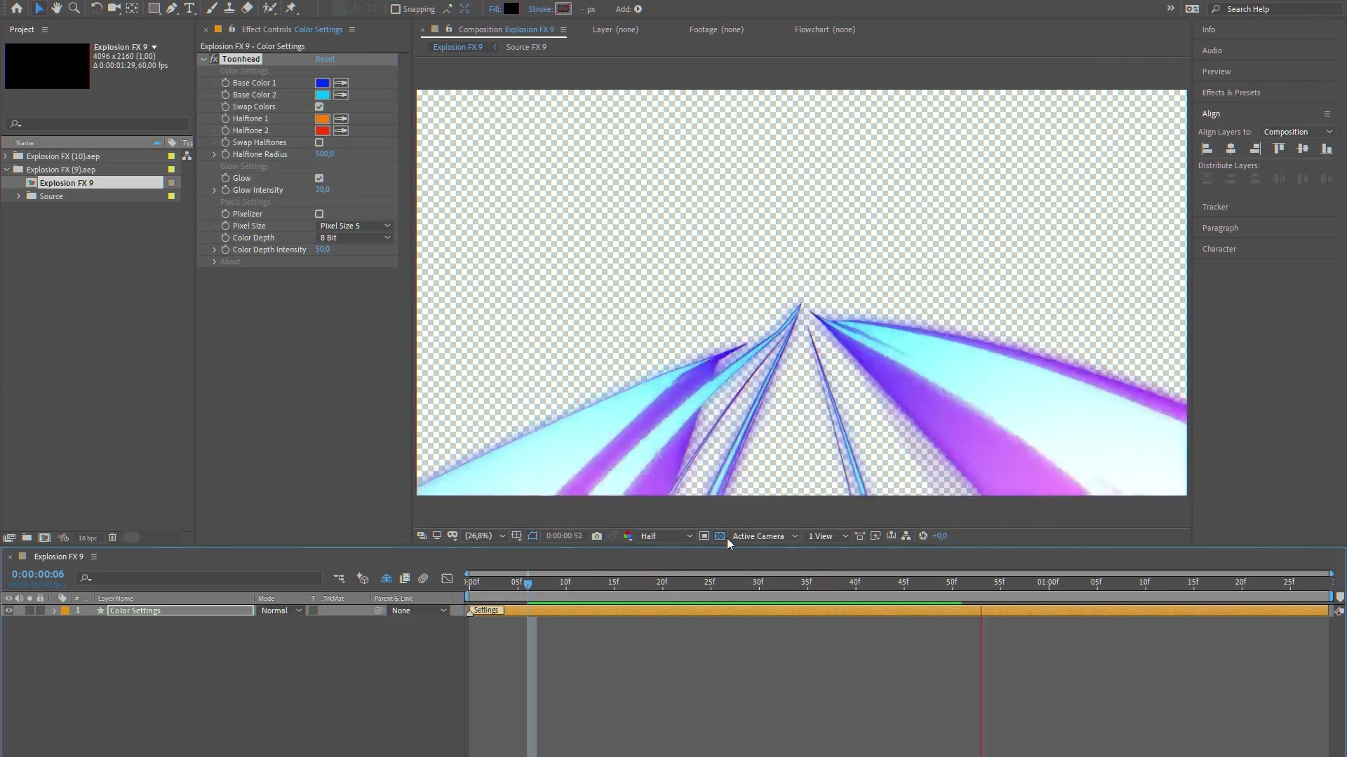 Toonhead (Explosion FX Set 1) Videohive 26141570 After Effects Image 3