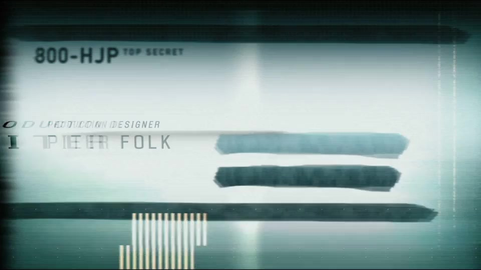 Top Secret movie title 4K - Download Videohive 18269681