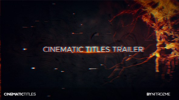 Trailer Titles - Download Videohive 20021910