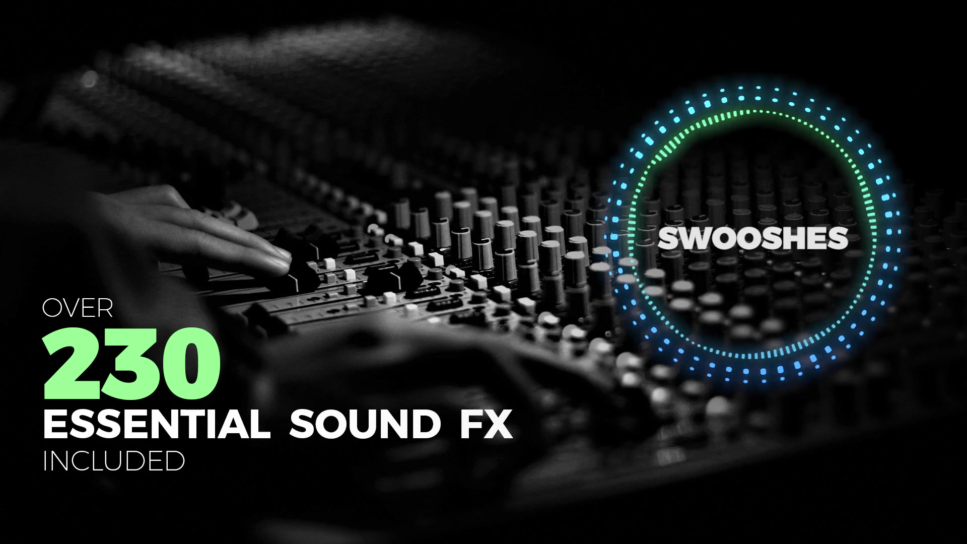 Transition Presets, Sound FX - Download Videohive 21797912