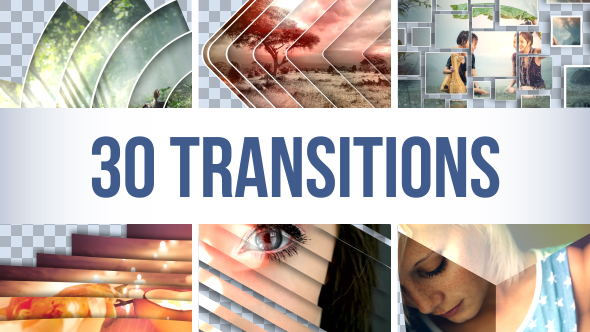 Transitions - Download Videohive 19391334