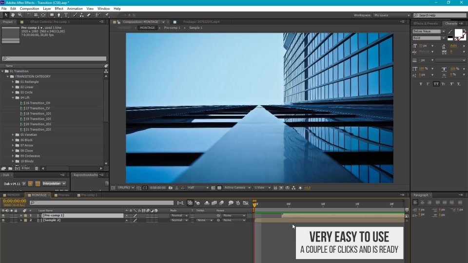 Transitions - Download Videohive 20420492