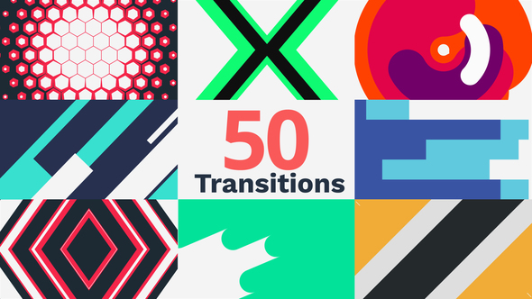 Transitions - Download Videohive 22697958