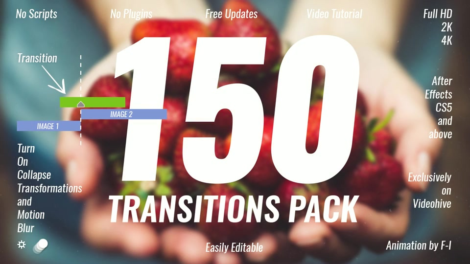 Transitions Pack - Download Videohive 19918260