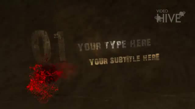 Trash Ink - Download Videohive 35555