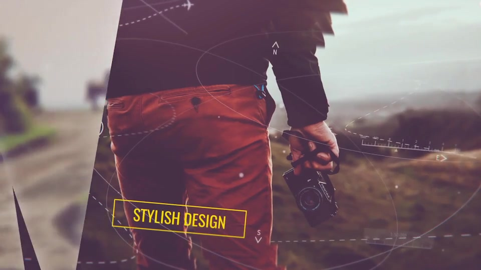 Travel Parallax Slideshow - Download Videohive 19355092