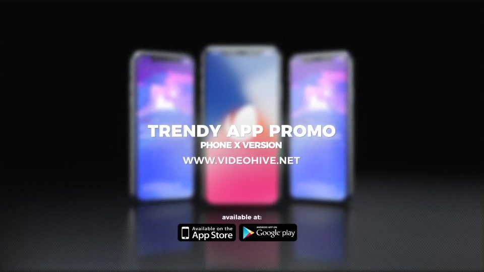 Trendy App Promo - Download Videohive 21954368