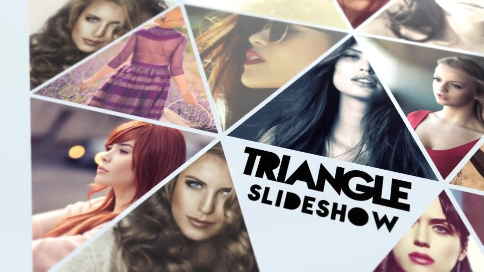Triangle Slideshow - Download Videohive 19374319