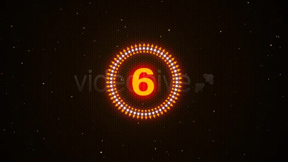Triangles Countdown - Download Videohive 4588233
