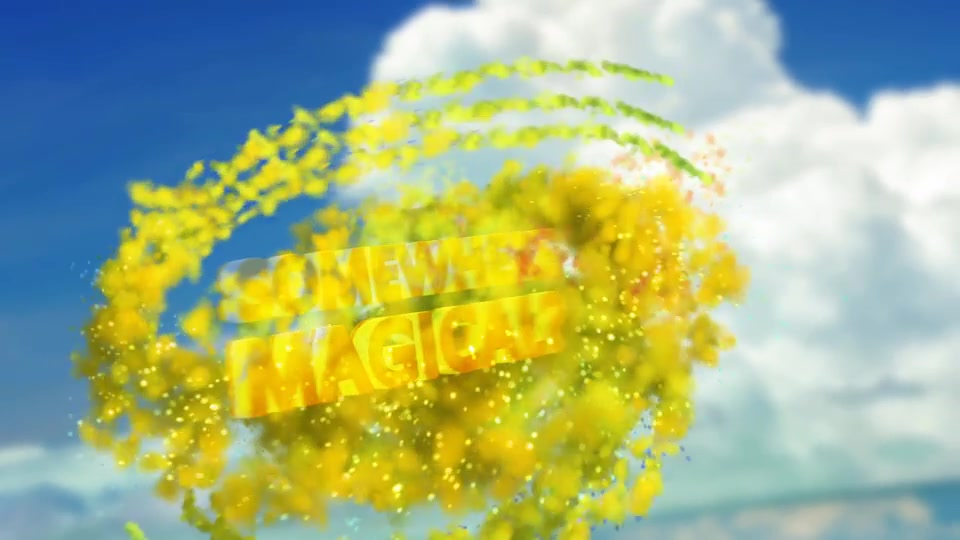 Tropical Particles Videohive 10558254 After Effects Image 3