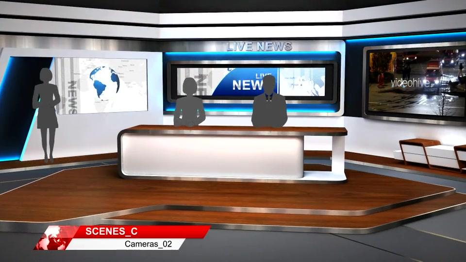 Studio 102 Download Videohive 8004013