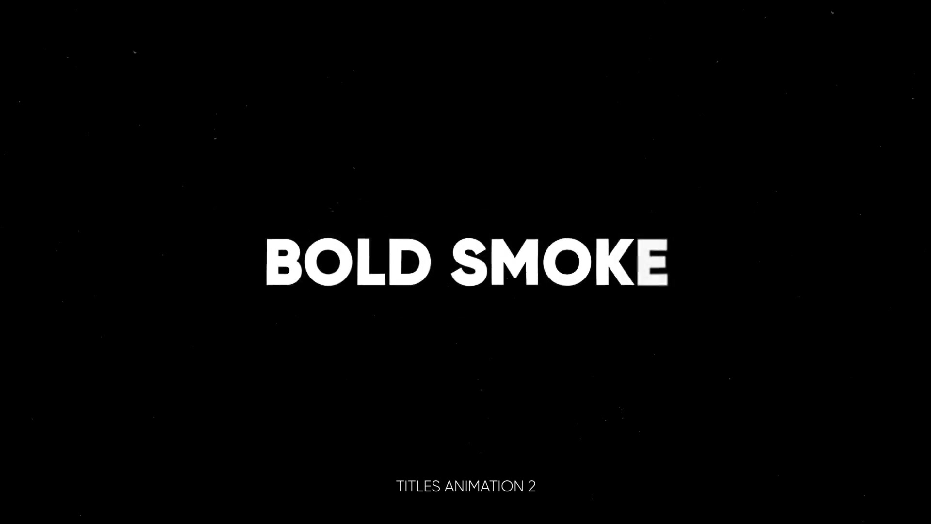 TypeHype Titles Animation \\ Motion Typography Text - Download Videohive 21810845