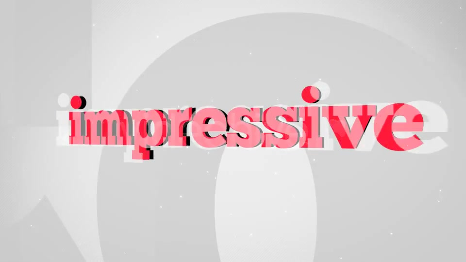 Typo Promo - Download Videohive 5927013