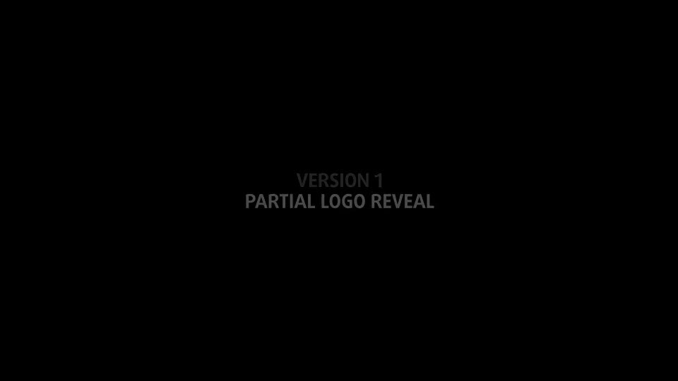Typographic Logo Formation - Download Videohive 6202268