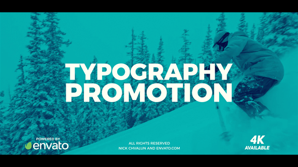 Typography - Download Videohive 21691936