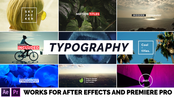 Typography - Download Videohive 22401668