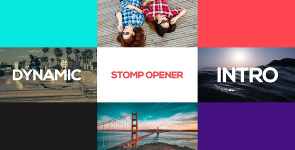 Typography Opener - Download Videohive 19419664
