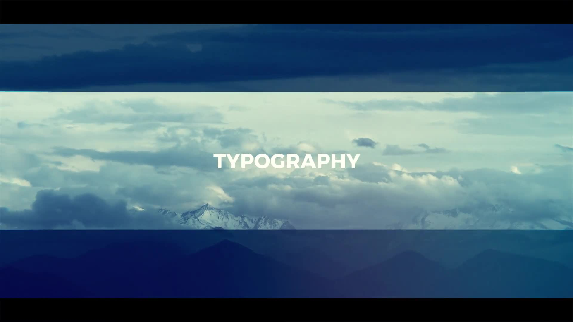Typography Promo - Download Videohive 20495016