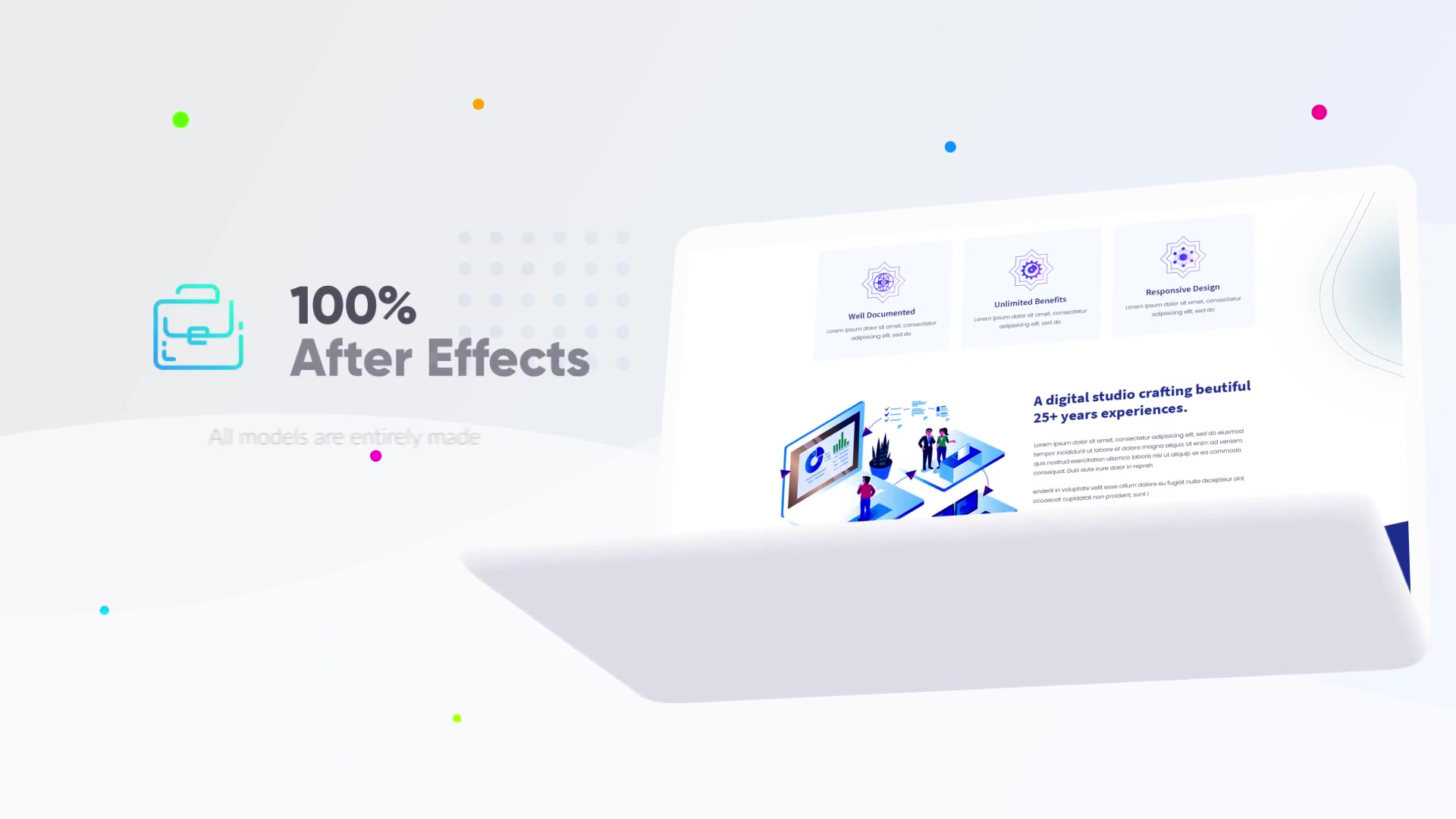 Ui Ux Animated Devices Bundle - Download Videohive 22023040