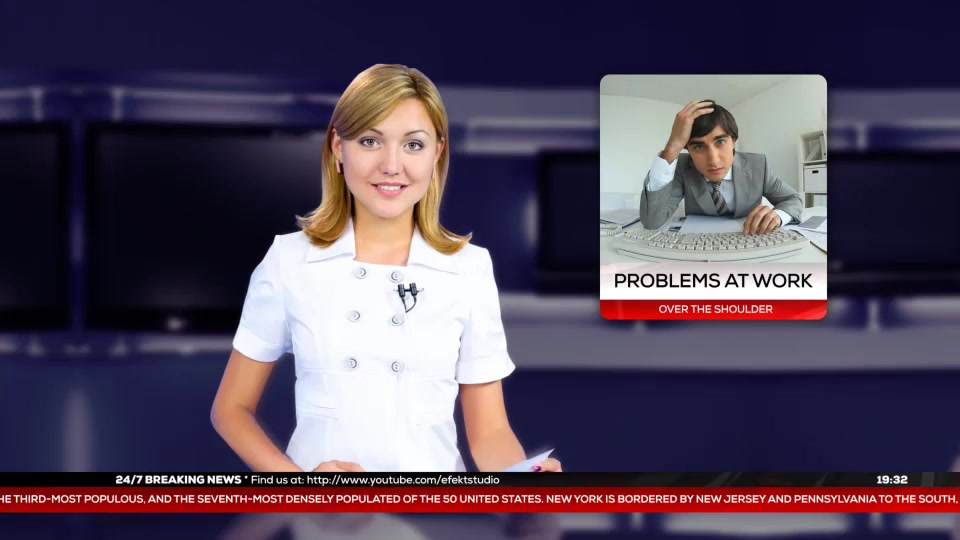 Ultimate Broadcast News Pack - Download Videohive 5869789