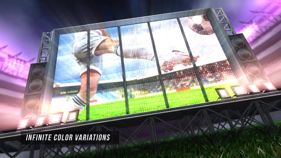 Ultimate Football Broadcast Package - Download Videohive 21056401