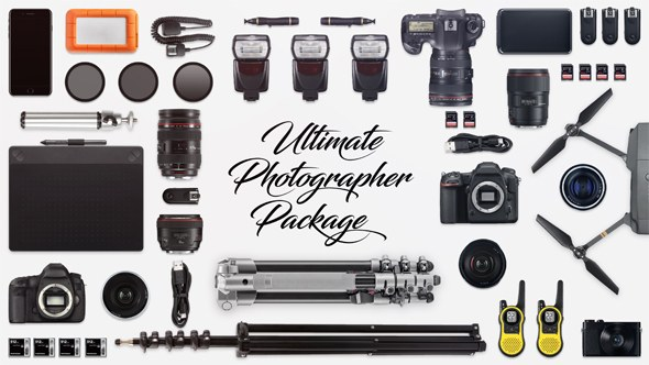 Ultimate Photographer Package - Download Videohive 19714376