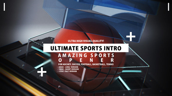 Ultimate Sports Intro - Download Videohive 22421348
