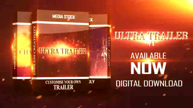 Ultra Trailer V1 - Download Videohive 11128274