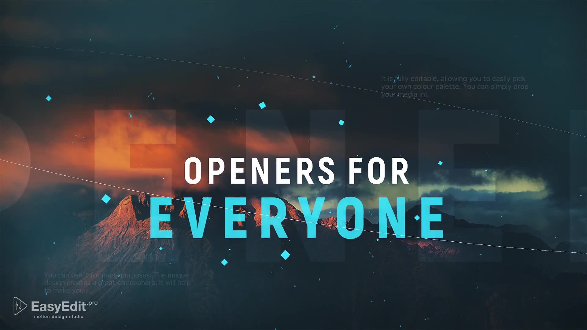 Universal Slideshow Opener Intro - Download Videohive 20482922