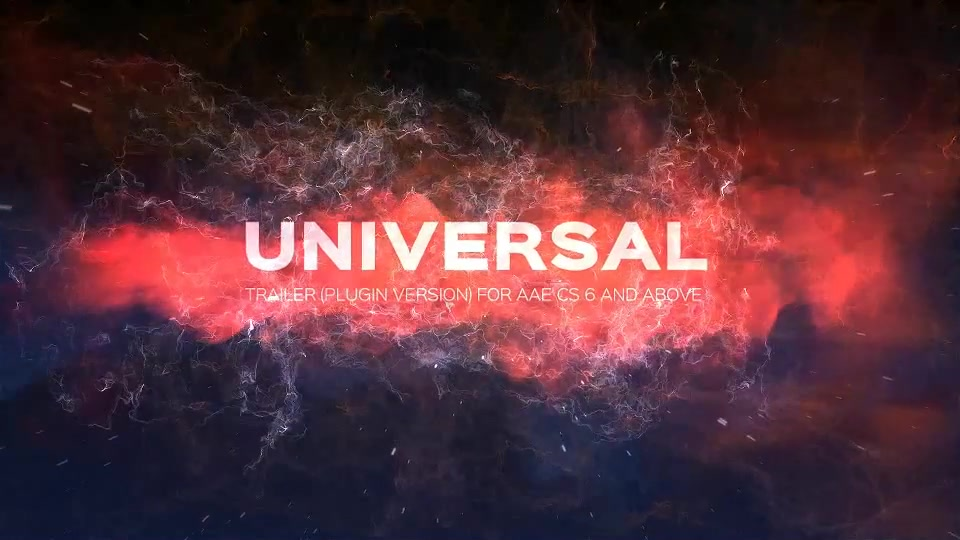 Universal Trailer - Download Videohive 19467722