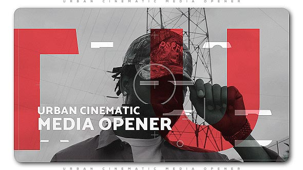 Urban Cinematic Media Opener - Download Videohive 20760759