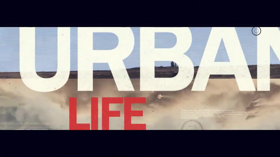 Urban Life - Download Videohive 11978257