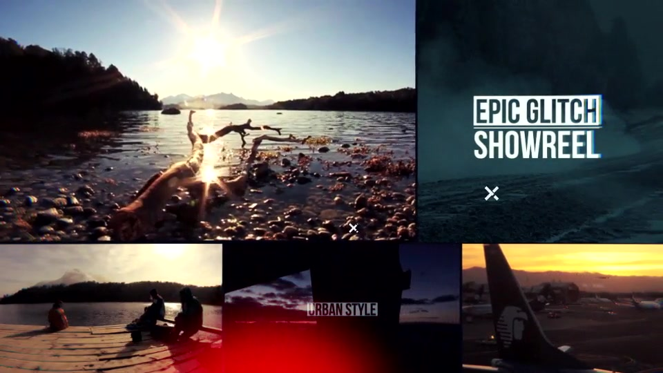 Urban Showreel - Download Videohive 18090753
