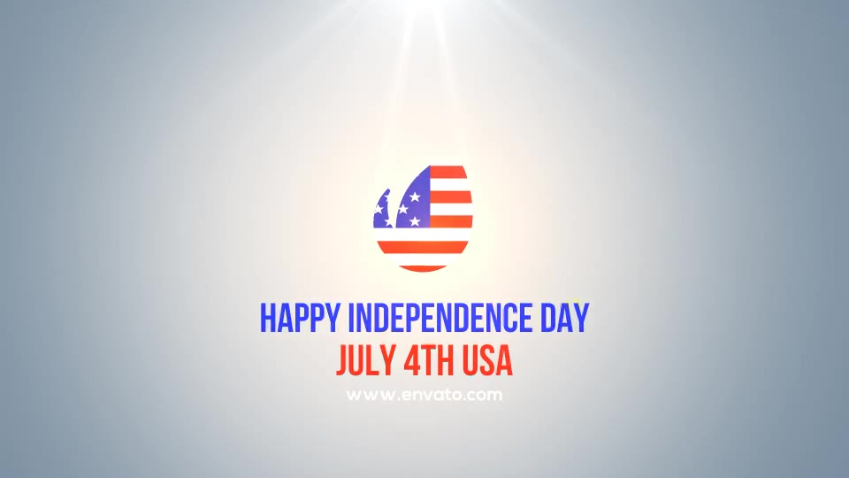 USA Patriotic Logo - Download Videohive 16434088