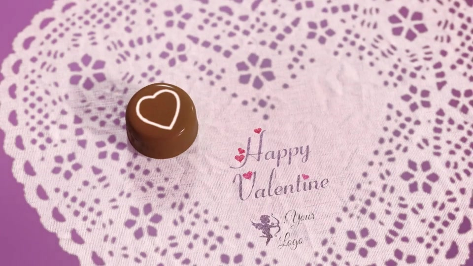Valentine Candy Box - Download Videohive 21303095