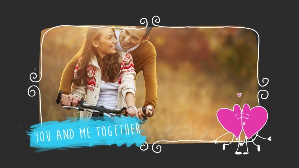 Valentine Love Slideshow - Download Videohive 19303768