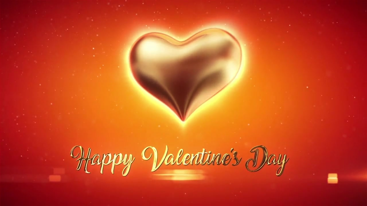 Valentines Day Greeting - Download Videohive 6711847