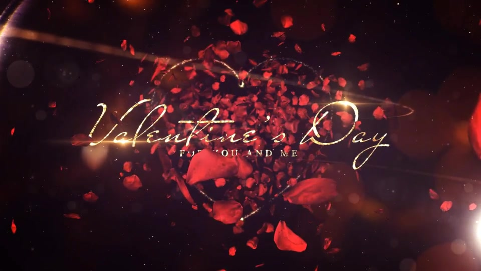 Valentines Day Love Message Videohive 19372602 After Effects Image 10