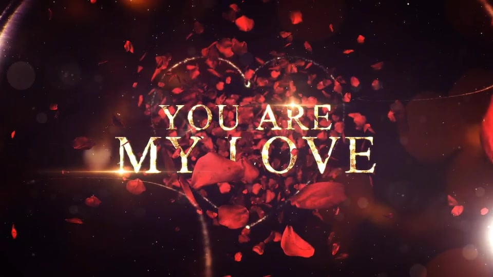 Valentines Day Love Message Videohive 19372602 After Effects Image 2