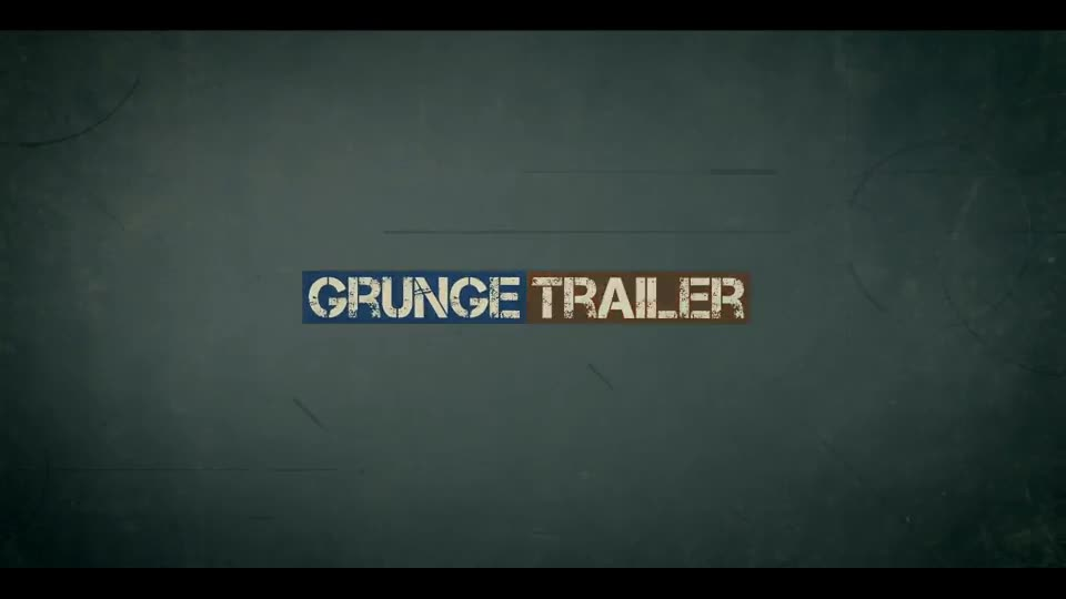 Versatile Grunge Trailer - Download Videohive 8286091
