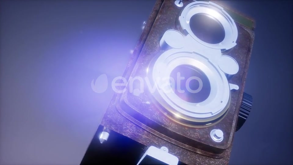 Vintage Cinema Camera - Download Videohive 21743251
