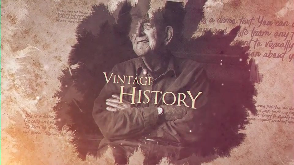 Vintage History - Download Videohive 21184503
