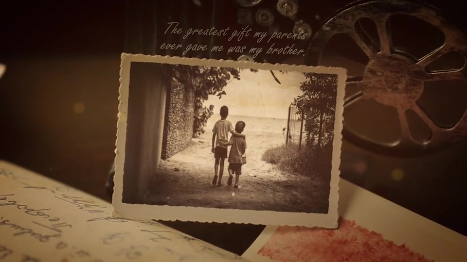 Vintage Lovely Memories - Download Videohive 21335659