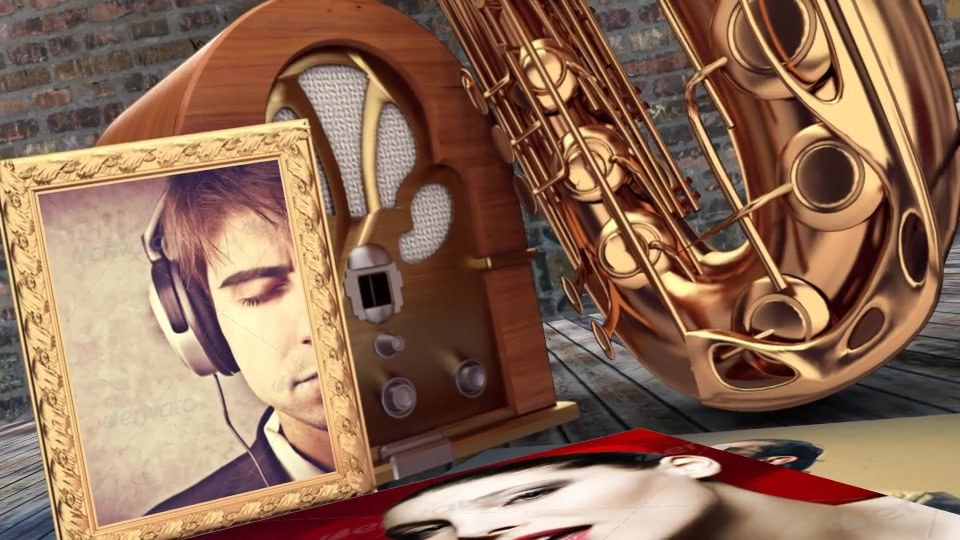 Vintage Music Opener - Download Videohive 19167072