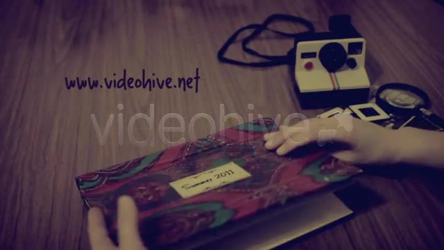 Vintage photo book - Download Videohive 531252