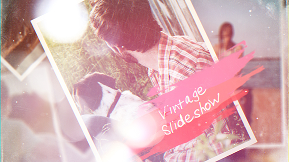 Vintage Slideshow - Download Videohive 16154016