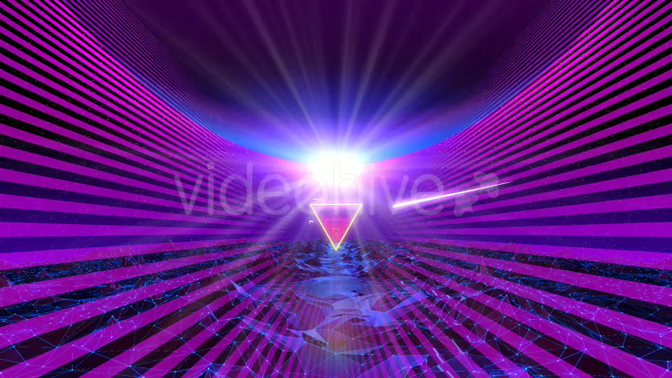 VJ 80s Triangles - Download Videohive 20590285
