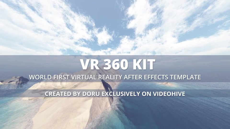 VR 360 KIT - Download Videohive 15823643