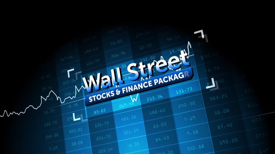 Wall Street Stock Market and Finance Package - Download ...