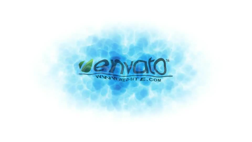Water logo - Download Videohive 101549